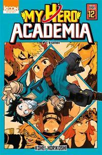 My hero academia. Volume 12, L'examen
