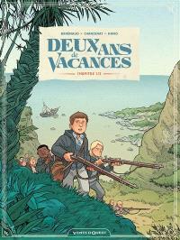 Deux ans de vacances. Volume 1