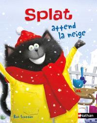 Splat le chat. Volume 25, Splat attend la neige