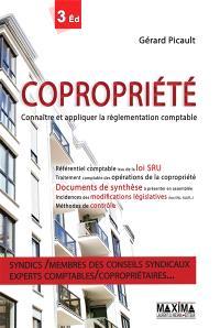 Copropriété : connaître et appliquer la réglementation comptable