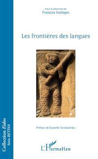 Les frontières des langues