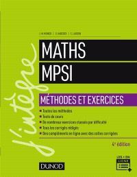 Maths MPSI : méthodes et exercices