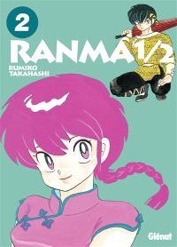 Ranma 1-2 : édition originale. Volume 2