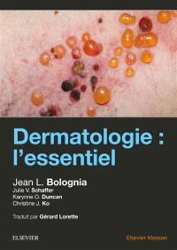 Dermatologie : l'essentiel