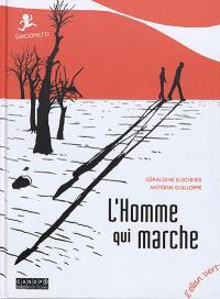 L'homme qui marche : Giacometti
