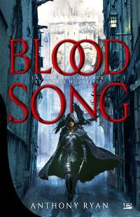 Blood song, La dame des corbeaux : et autres nouvelles