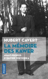 La mémoire des Kawer