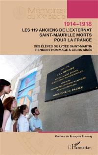 1914-1918 : les 119 anciens de l'externat Saint-Maurille morts pour la France