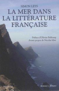 La mer dans la littérature française : de François Rabelais à Pierre Loti