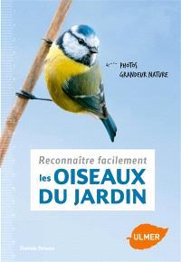Reconnaître facilement les oiseaux du jardin : photos grandeur nature