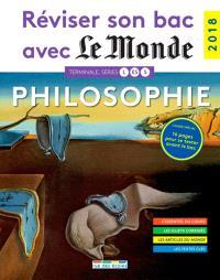 Philosophie terminale : séries L, ES, S