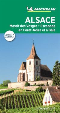 Alsace : massif des Vosges, escapade en Forêt-Noire et à Bâle