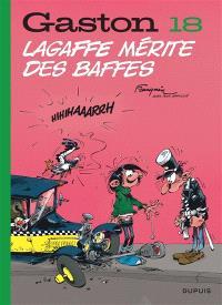 Gaston. Volume 18, Lagaffe mérite des baffes