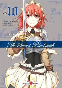 The sacred Blacksmith. Volume 10