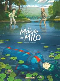 Le monde de Milo, Volume 5, La fille des nuages. Volume 1