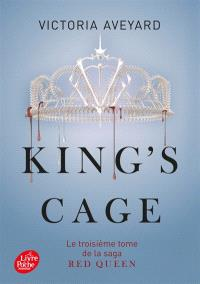 Red queen. Volume 3, King's cage
