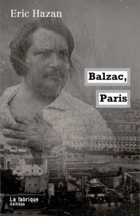 Balzac, Paris