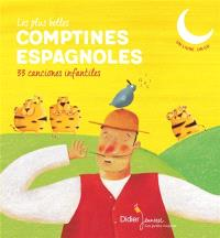 Les plus belles comptines espagnoles : 33 canciones infantiles