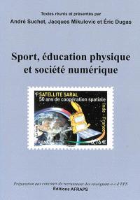 Sport, éducation physique et société numérique