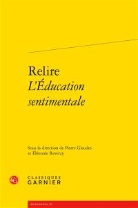Relire L'éducation sentimentale