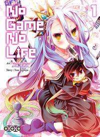 No game no life. Volume 1
