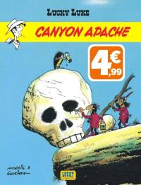 Lucky Luke. Volume 6, Canyon Apache