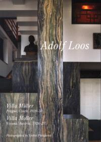 Residential Masterpieces 25 : Adolf Loos Villa Muller / Villa Moller