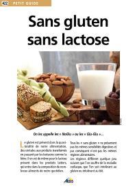 Sans gluten, sans lactose