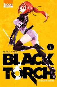 Black torch. Volume 2