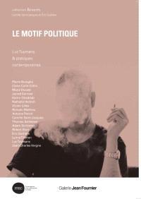 Le motif politique : Luc Tuymans & pratiques contemporaines