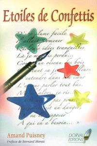 Les étoiles de confettis