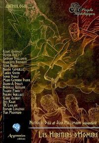 Les héritiers d'Homère : anthologie