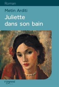 Juliette dans son bain