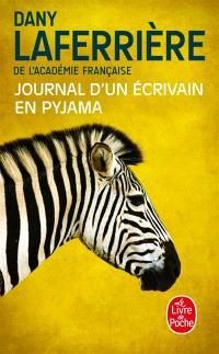 Journal d'un écrivain en pyjama