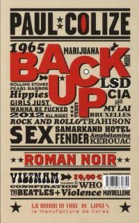 Back up : roman noir