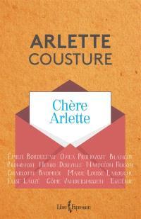 Chère Arlette