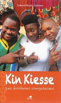 Kin Kiesse, les écritures congolaises