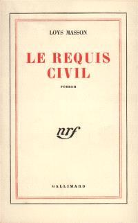 Le requis civil