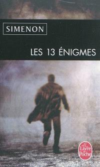 Les 13 énigmes
