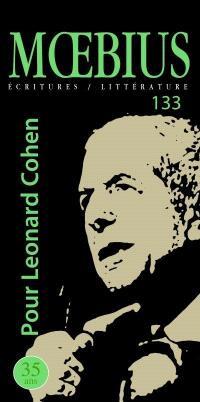 Moebius, no 133  : pour Leonard Cohen