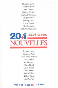 20 + 1 nouvelles : une anthologie des meilleures nouvelles de Terres d'Amérique = 20 + 1 short stories