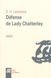 Défense de lady Chatterley : essai