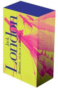 Coffret Jack London : romans, récits et nouvelles
