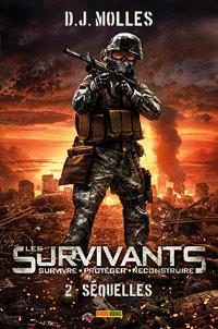 Les survivants : survivre, protéger, reconstruire. Volume 2, Séquelles