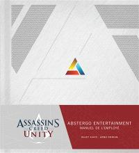 Assassin's creed unity : le manuel de l'employé : sujet 44412, Arno Dorian