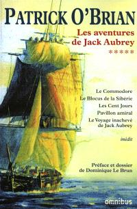 Les aventures de Jack Aubrey. Volume 5