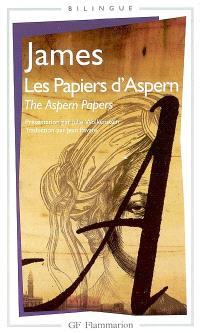 Les papiers d'Aspern = The Aspern papers