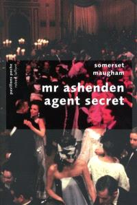 Mr. Ashenden agent secret