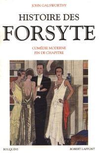 Histoire des Forsyte. Volume 2, Comédie moderne