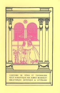L'histoire de Vénus et Tannhäuser